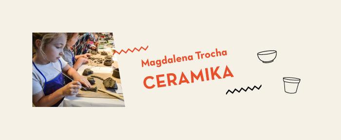 Ceramika – warsztaty w Krzywym Kominie