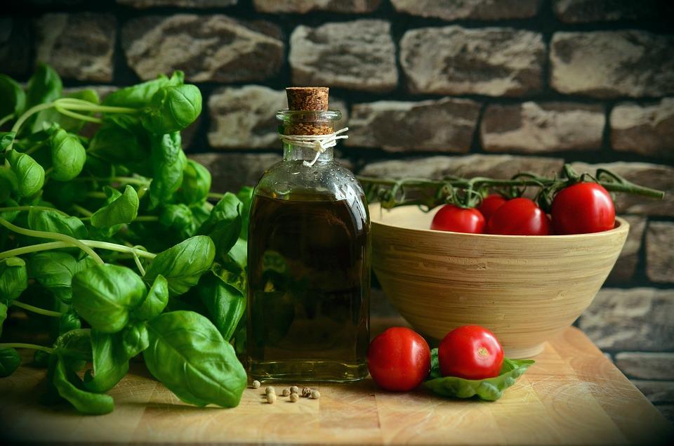 zioła w kuchni