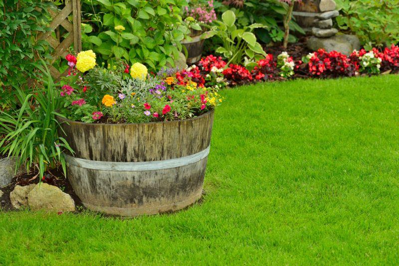 Aranżacje ogrodów przydomowych